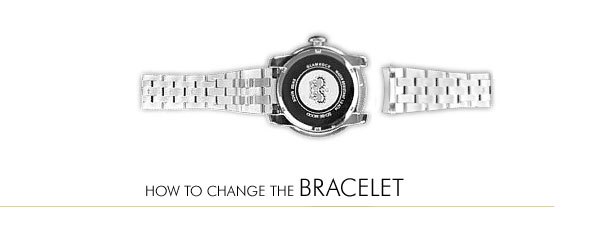 How to Change the Bracelet